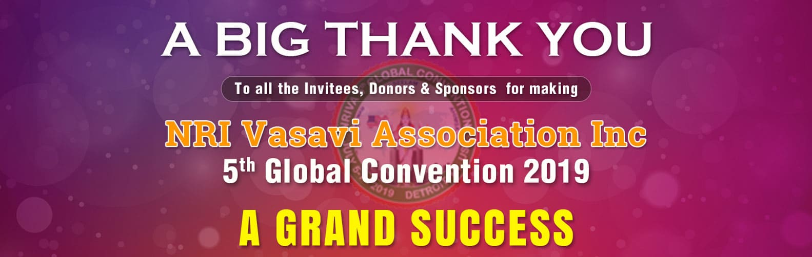 NRIVA Convention Grand Success