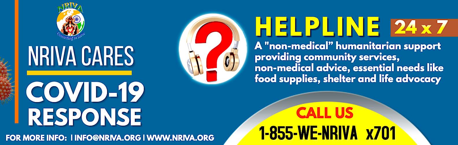 Covid 19 Helpline
