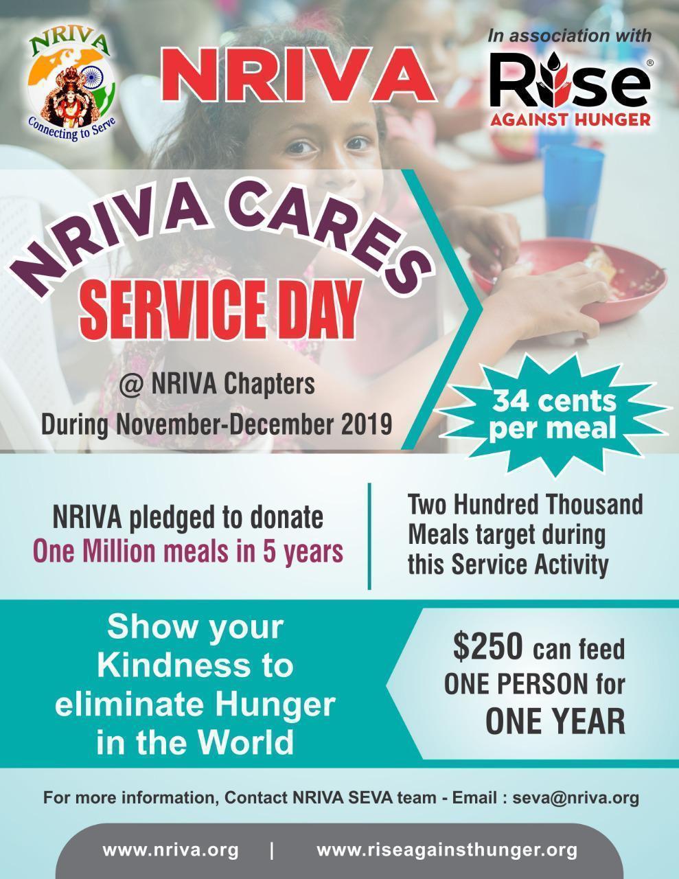 Raise Against Hunger