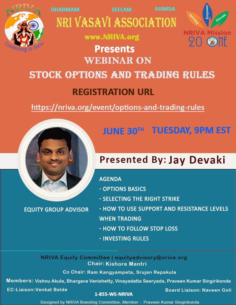 Stock Options and Trading Rules