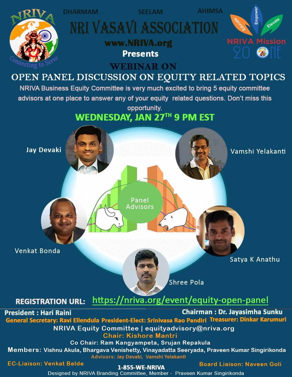 Equity Related Open Panel Discussion